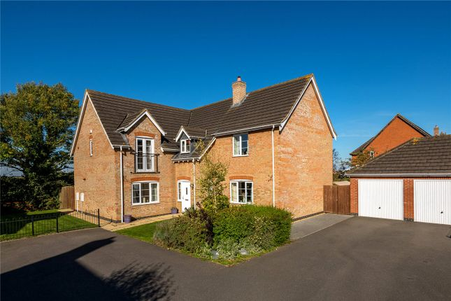 Thumbnail Detached house for sale in Oak Way, Heckington, Sleaford, Lincolnshire