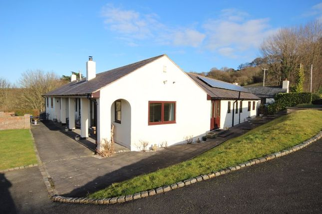 Thumbnail Detached bungalow for sale in Glan Conwy, Colwyn Bay