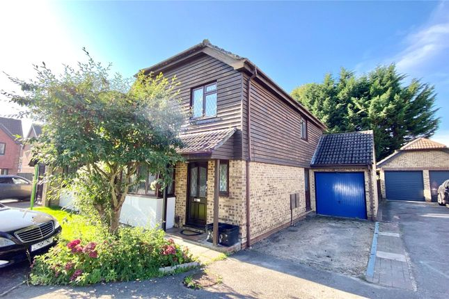Thumbnail Detached house for sale in Albany Park Drive, Winnersh, Wokingham, Berkshire