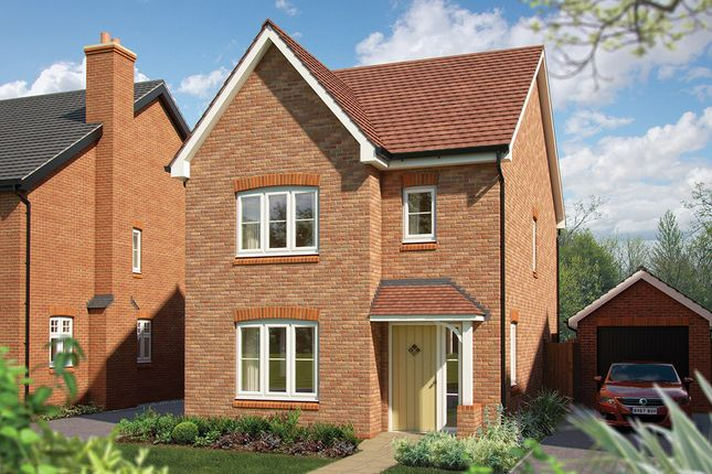 """Thumbnail Semi-detached house for sale in """"The Cypress"""" at Salford Road, Bidford-On-Avon, Alcester"""
