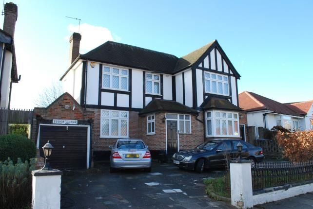 Thumbnail Detached house for sale in Tudor Close, Kingsbury, London
