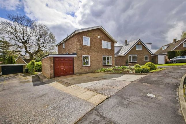 Thumbnail Detached house for sale in Singleton Avenue, Read, Burnley