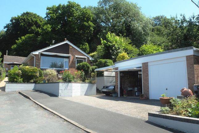 Thumbnail Bungalow for sale in Ridge View, Horse Lane Orchard, Ledbury, Herefordshire