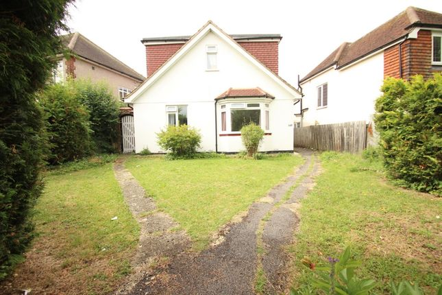 Thumbnail Detached house to rent in Spur Road, Orpington