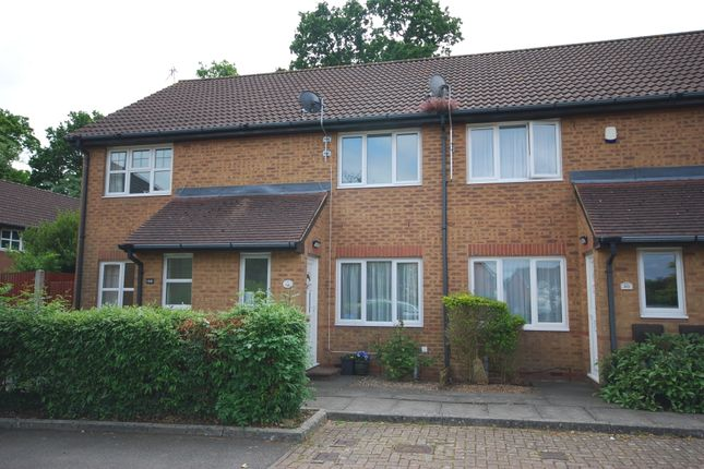 Thumbnail Terraced house to rent in Laureate Way, Hemel Hempstead, Hertfordshire