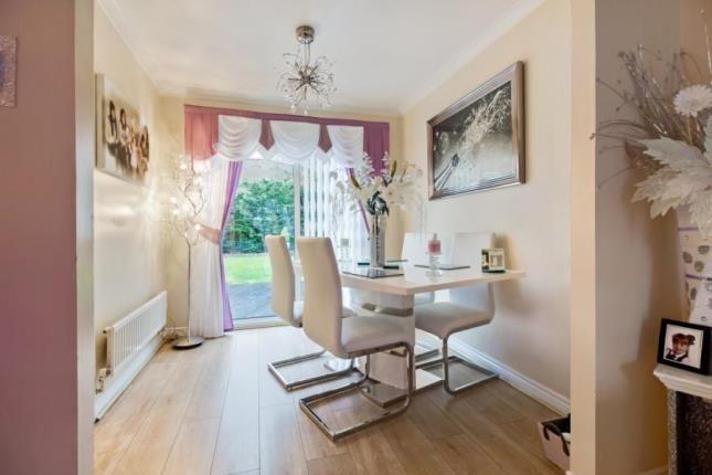 Dining Room of Elder Crescent, Cambuslang, Glasgow, South Lanarkshire G72