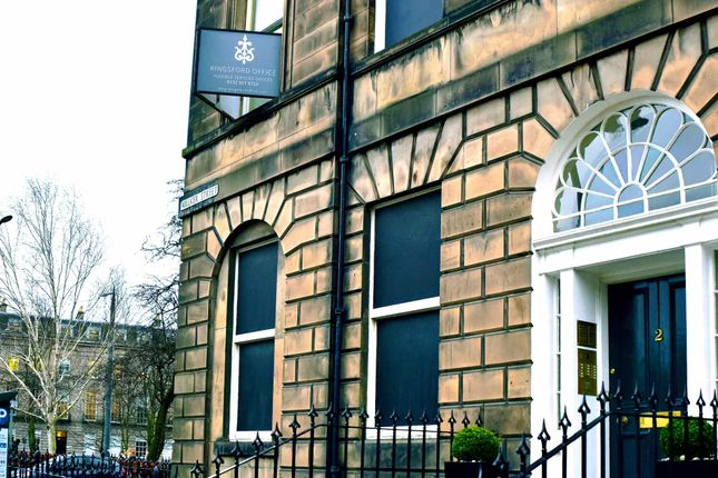 Thumbnail Office to let in Walker Street, Edinburgh