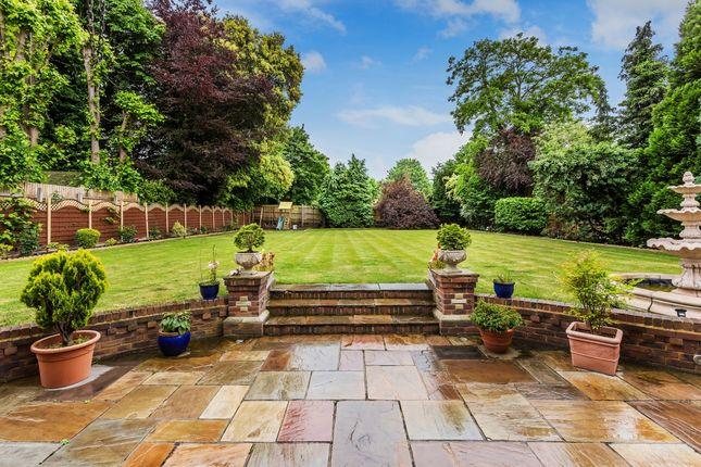 Garden of Grange Road, South Sutton, Surrey SM2