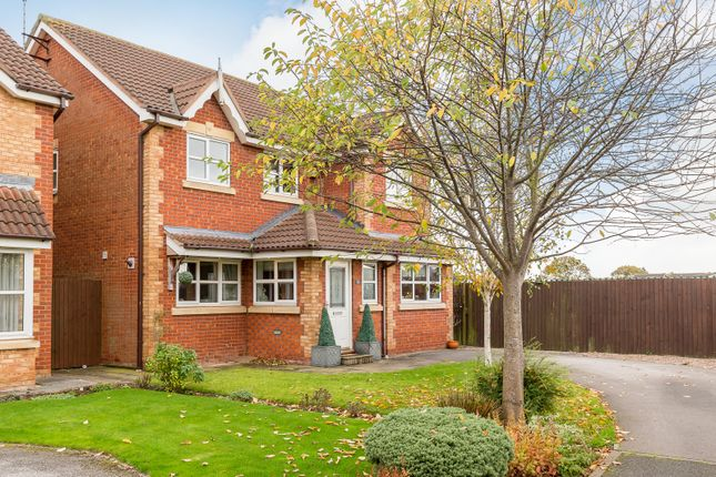 Thumbnail Detached house for sale in Blunstone Close, Wistaston, Crewe