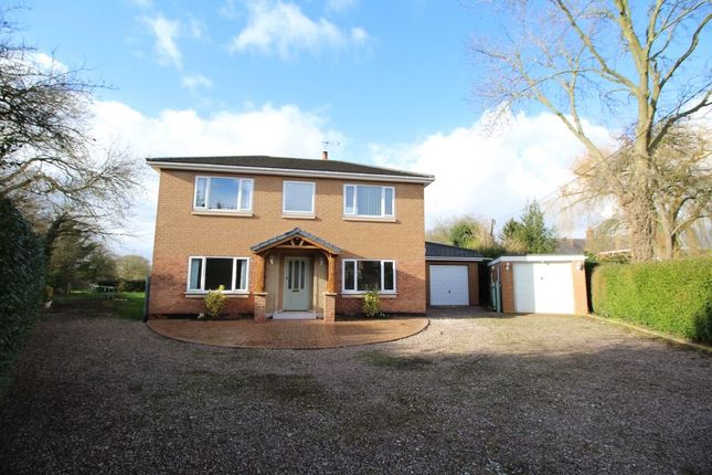 3 bed detached house for sale in West Road, Weaverham, Northwich