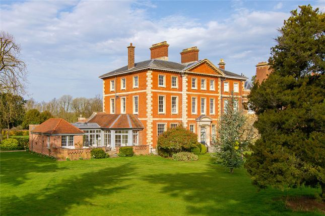 Thumbnail End terrace house for sale in Exning House, Cotton End Road, Newmarket, Suffolk