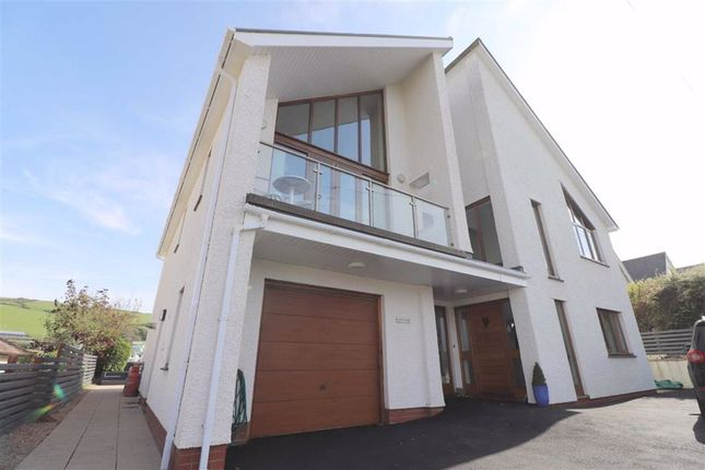 Thumbnail Detached house for sale in Ffordd Y Fulfran, Borth, Ceredigion