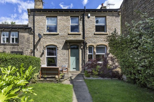 Thumbnail Semi-detached house for sale in Grove Street, Longwood, Huddersfield