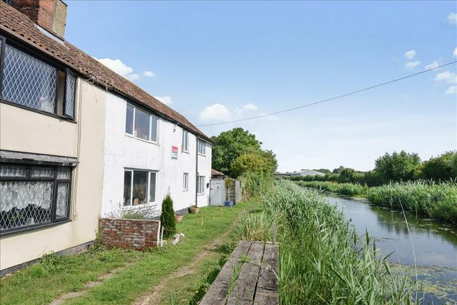 4 bed semi-detached house for sale in Canal Cottages, Somerset Bridge, Bridgwater