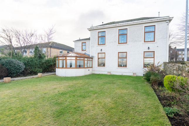 Thumbnail Detached house for sale in Esplanade, Greenock
