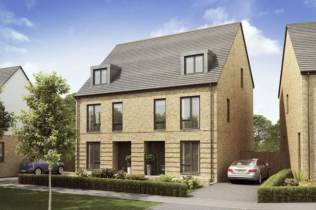 """Thumbnail Semi-detached house for sale in """"Ph04 Ridgeway"""" at Brighton Road, Coulsdon"""