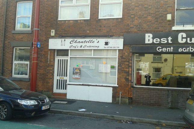 Retail premises to let in Manchester Road, Droylsden, Manchester