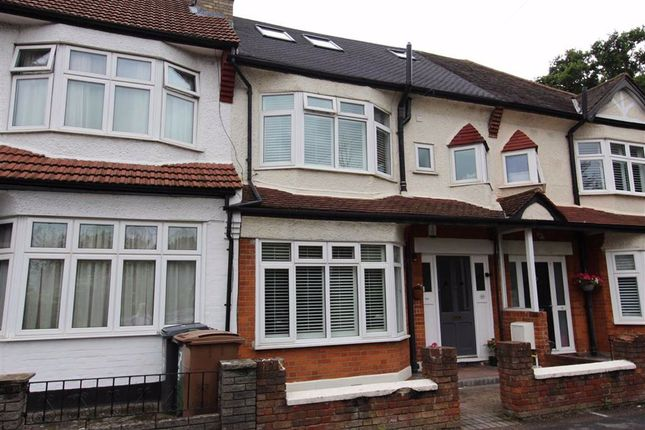 Thumbnail Terraced house for sale in Whitehall Gardens, North Chingford, London