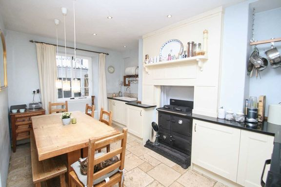Thumbnail Terraced house for sale in National Terrace, Brook Street, Bampton, Tiverton