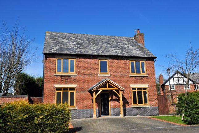 Thumbnail Property for sale in The Courtyard, Brrokhouse Green, Smallwood