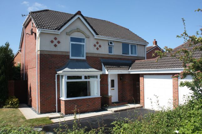 Thumbnail Detached house for sale in Hall Pool Drive, Offerton