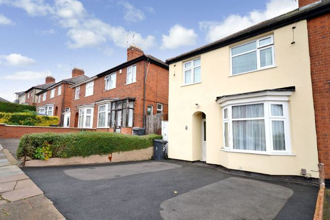 3 bed semi-detached house for sale in The Approach, Evington, Leicester