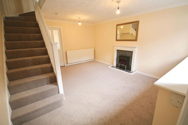 Thumbnail Terraced house to rent in Laurus Close, Waterlooville