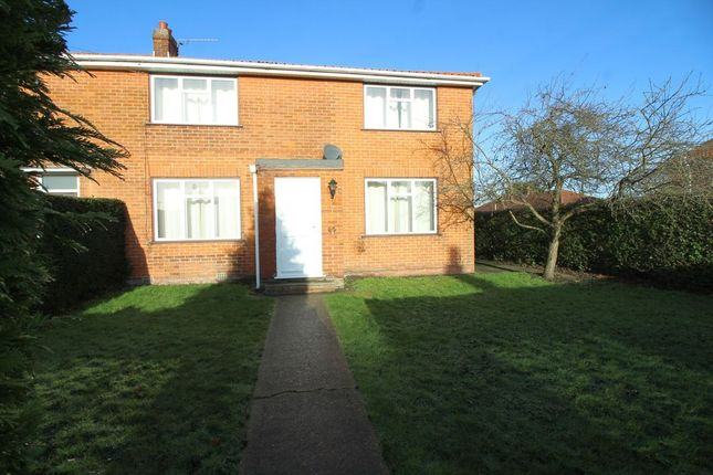 Thumbnail Semi-detached house to rent in Bond Street, Englefield Green