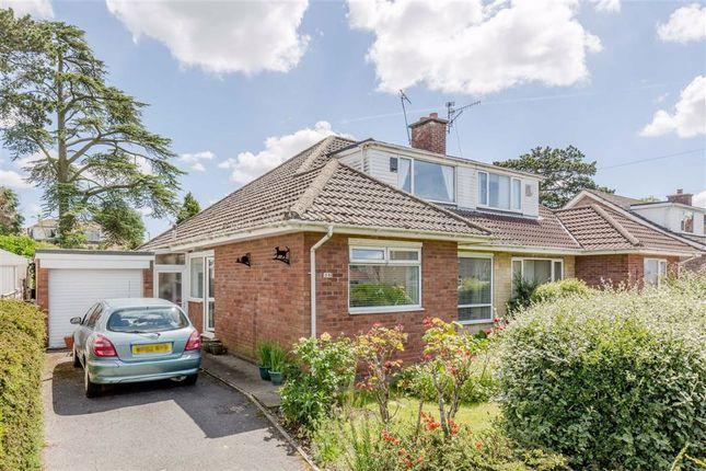 Thumbnail Semi-detached bungalow for sale in Park Grove, Henleaze, Bristol
