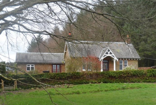 Thumbnail Detached house to rent in Timothy Cottage, Jardine Hall, Lockerbie