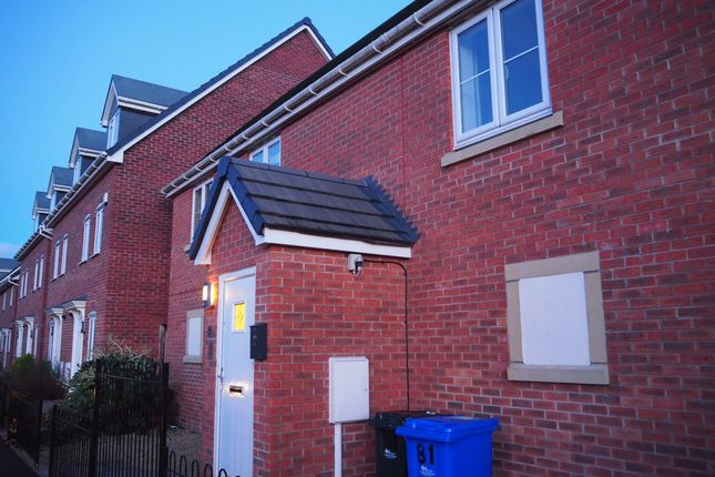 Thumbnail Flat to rent in Saw Mill Way, Burton-On-Trent