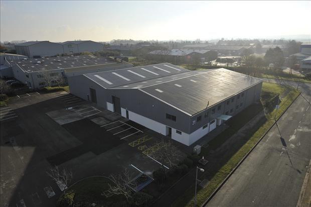 Thumbnail Light industrial to let in Zone Two, Parkway, Deeside Industrial Park, Deeside, Flintshire