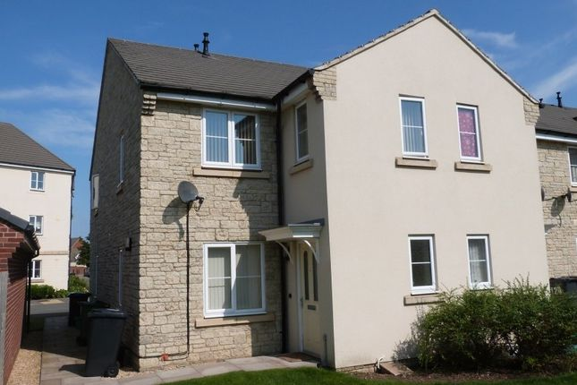 Thumbnail End terrace house to rent in Watermint Drive, Tuffley, Gloucester
