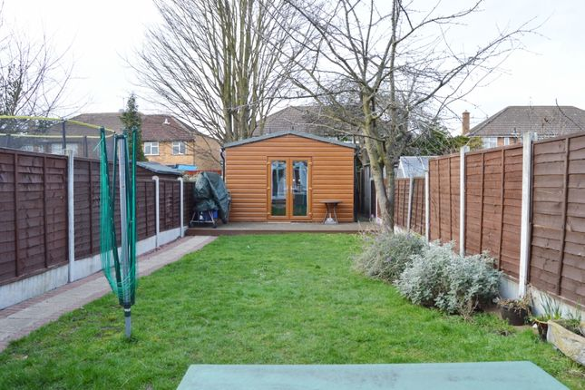 Thumbnail Terraced house for sale in Stanley Avenue, Gidea Park, Romford