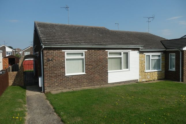 Thumbnail Semi-detached bungalow for sale in Balton Way, Dovercourt