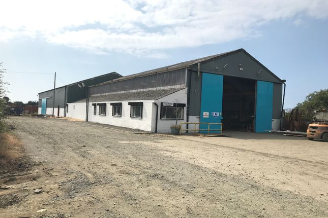 Thumbnail Industrial for sale in Lochside Road, Ayr