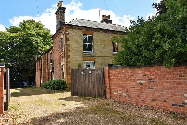 Thumbnail Detached house for sale in Park Road, Irthlingborough