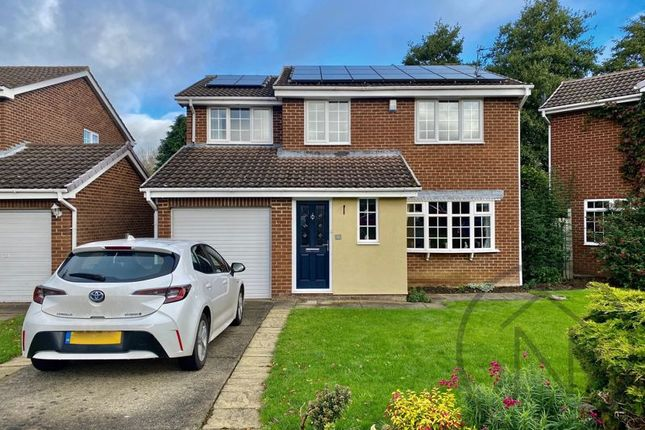 Thumbnail Detached house for sale in Ainsty Hunt, Newton Aycliffe