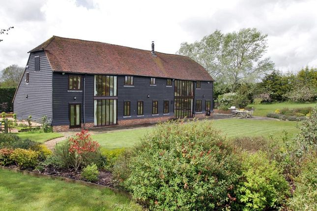 Thumbnail Detached house for sale in Summerhill, Goudhurst, Kent