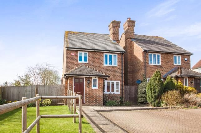 Thumbnail Detached house for sale in Cherry Orchard, Old Wives Lees, Canterbury, Kent