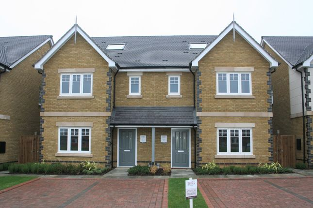 Thumbnail Semi-detached house for sale in Plot 23, Compass Fields, Bucks Avenue, Watford