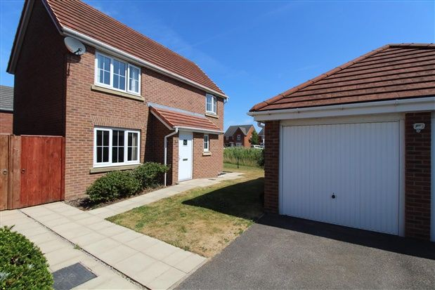 Thumbnail Property for sale in Alder Lane, Thornton Cleveleys