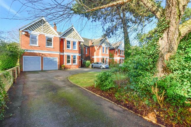 Thumbnail Detached house for sale in Bower Mount Road, Maidstone, Kent