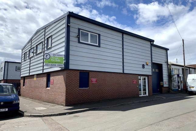 Thumbnail Warehouse to let in Wilson Street, Southampton