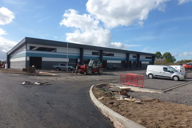 Thumbnail Industrial to let in Hortonwood West, Queensway, Telford