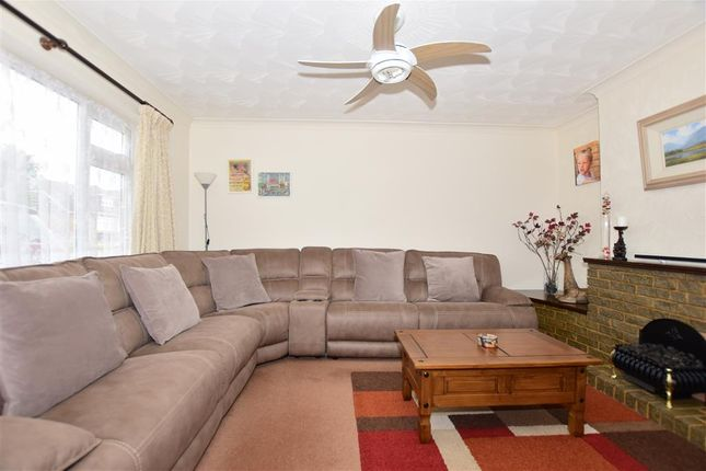 Thumbnail Semi-detached house for sale in Cerne Road, Gravesend, Kent