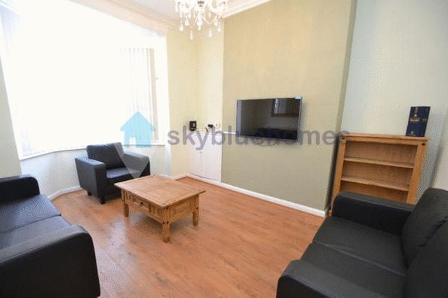 Thumbnail Terraced house to rent in Gotham Street, Leicester