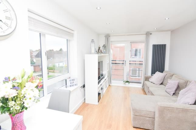 Thumbnail Flat for sale in Powell Road, Basildon