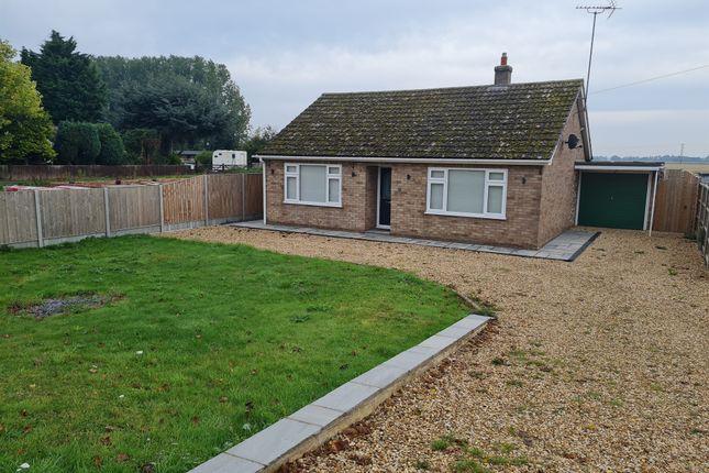 2 bed detached bungalow for sale in Roman Bank, Long Sutton, Spalding PE12
