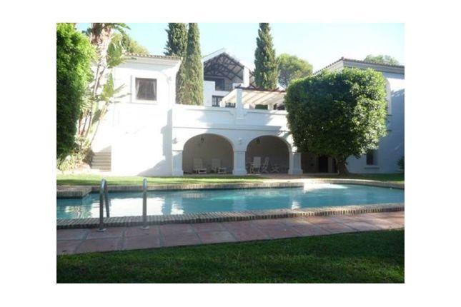 Thumbnail Villa for sale in Sotogrande Alto, Sotogrande, San Roque